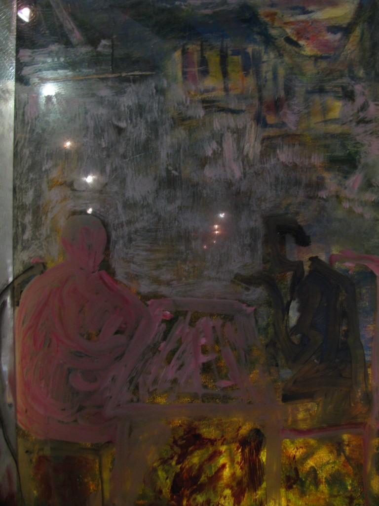 Si Marcel Duchamp et Patrice Quéréel s'étaient un jour trouvés face-à-face, se seraient-ils mis devant un échiquier pour échanger une Parcelle Duréel contre une Matrice Quéchamp ?