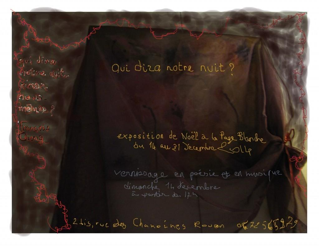 Exposition de Noël 14-31 décembre